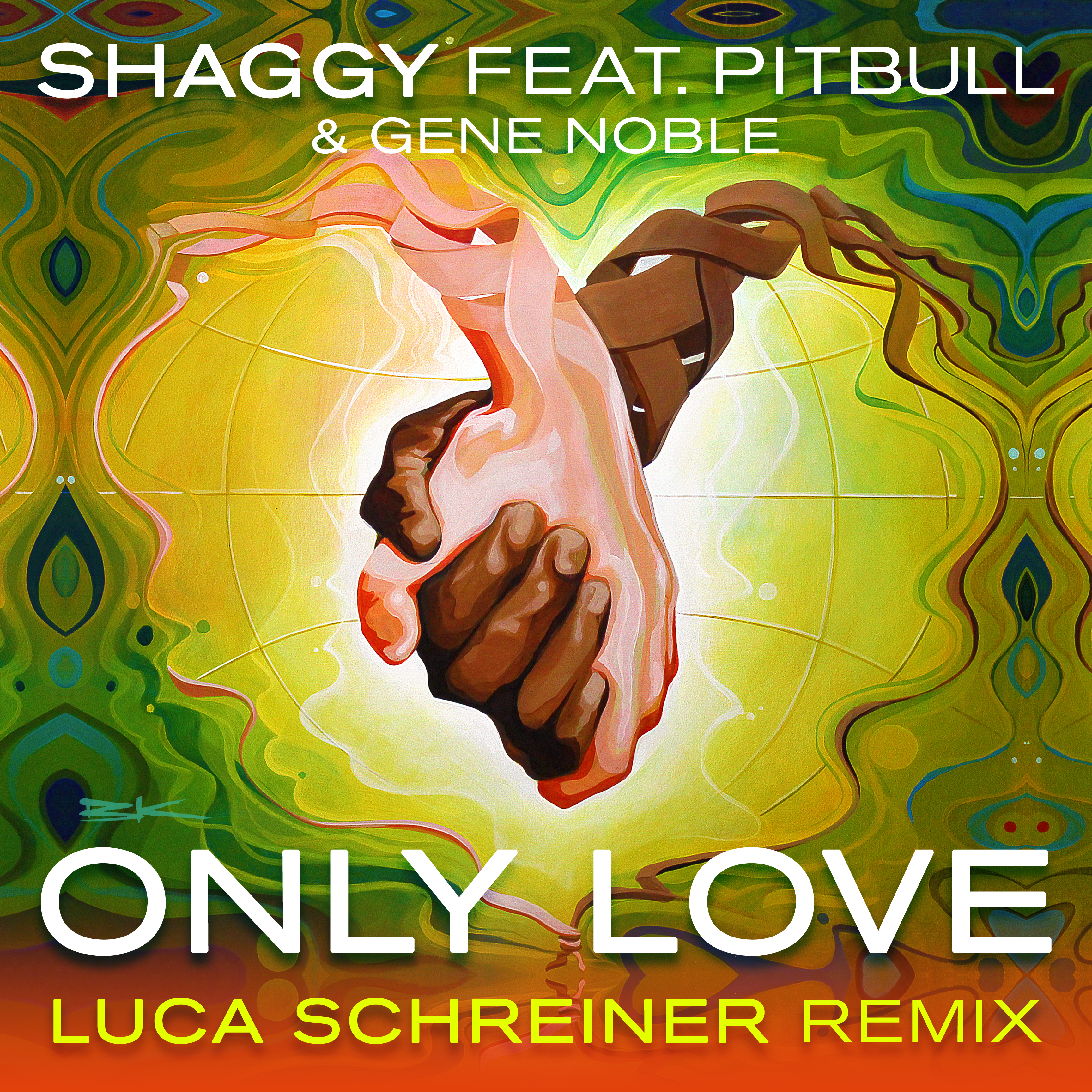 Luca Schreiner Releases The Official Remix to Shaggy & Pitbull's